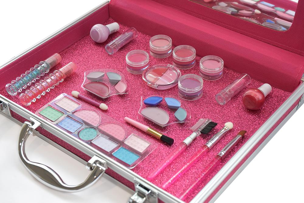 XOXO - Valise de maquillage jet-set avec miroir