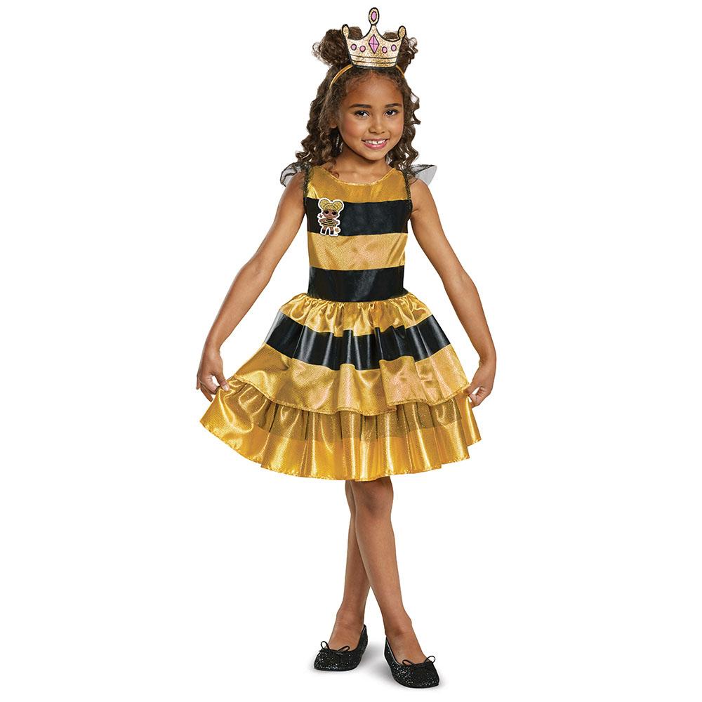 Costume L.O.L - Queen Bee classique moyen