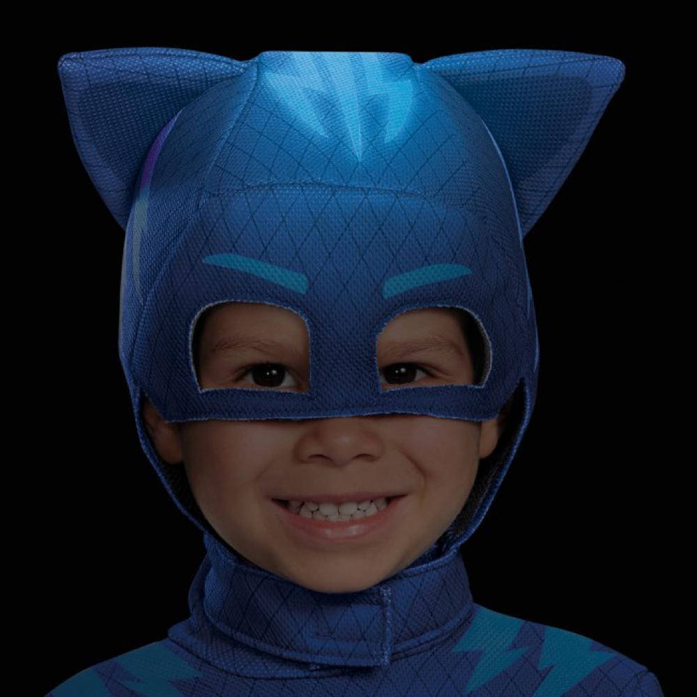 Masque de luxe Catboy Taille unique
