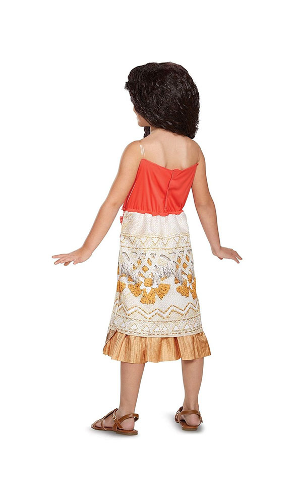Costume Enfant - Moana classique moyen