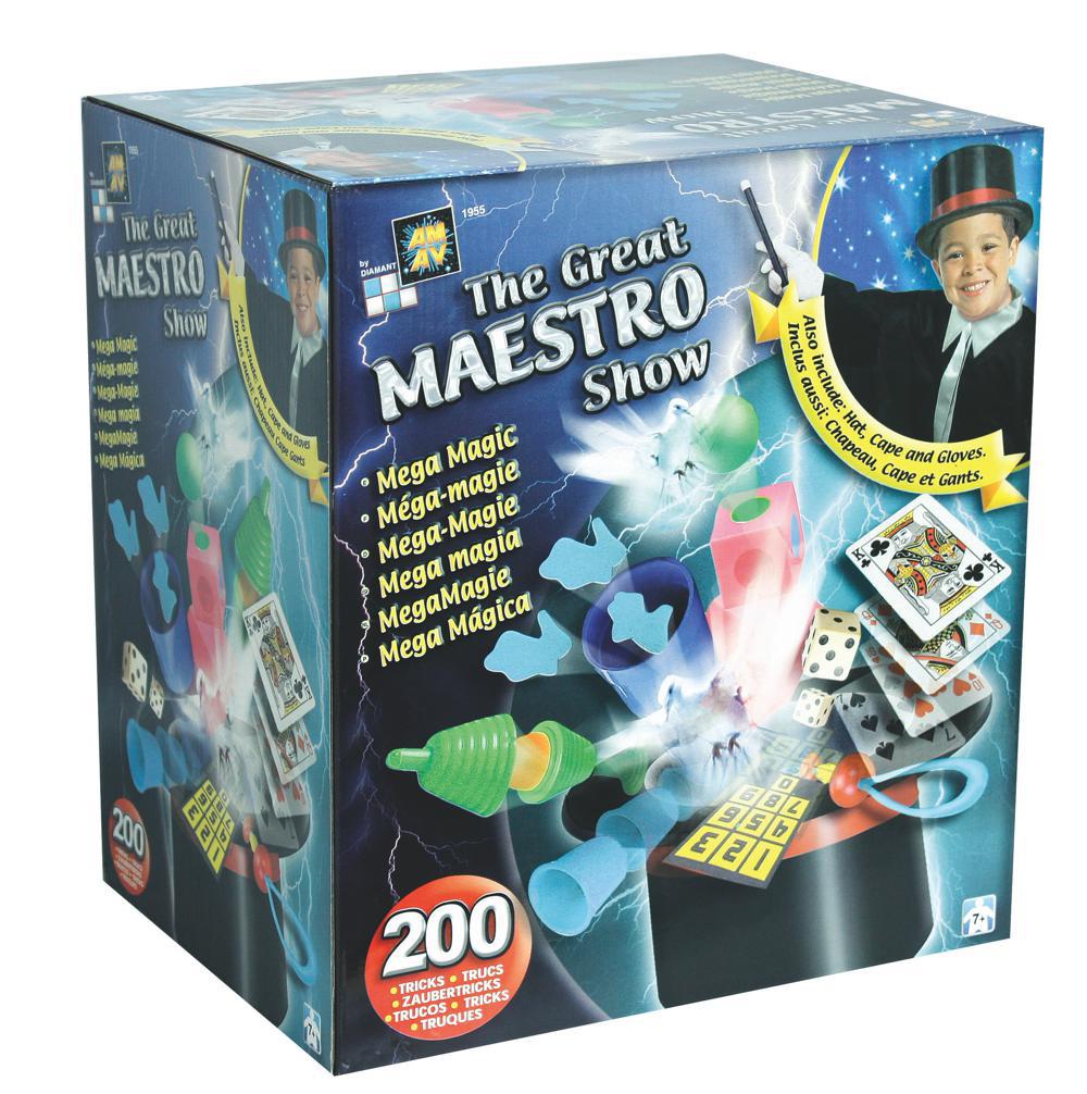 Chapeau de magie 200 tours