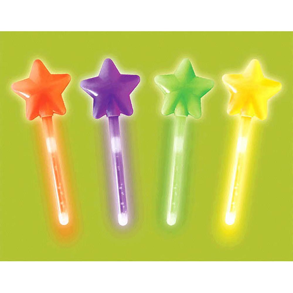 Baguettes lumineuses - Étoiles 6 5 8''