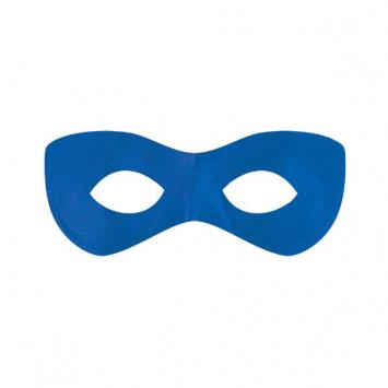 Masque super h ros bleu club jouet achat de jeux et - Masque de super heros a imprimer ...