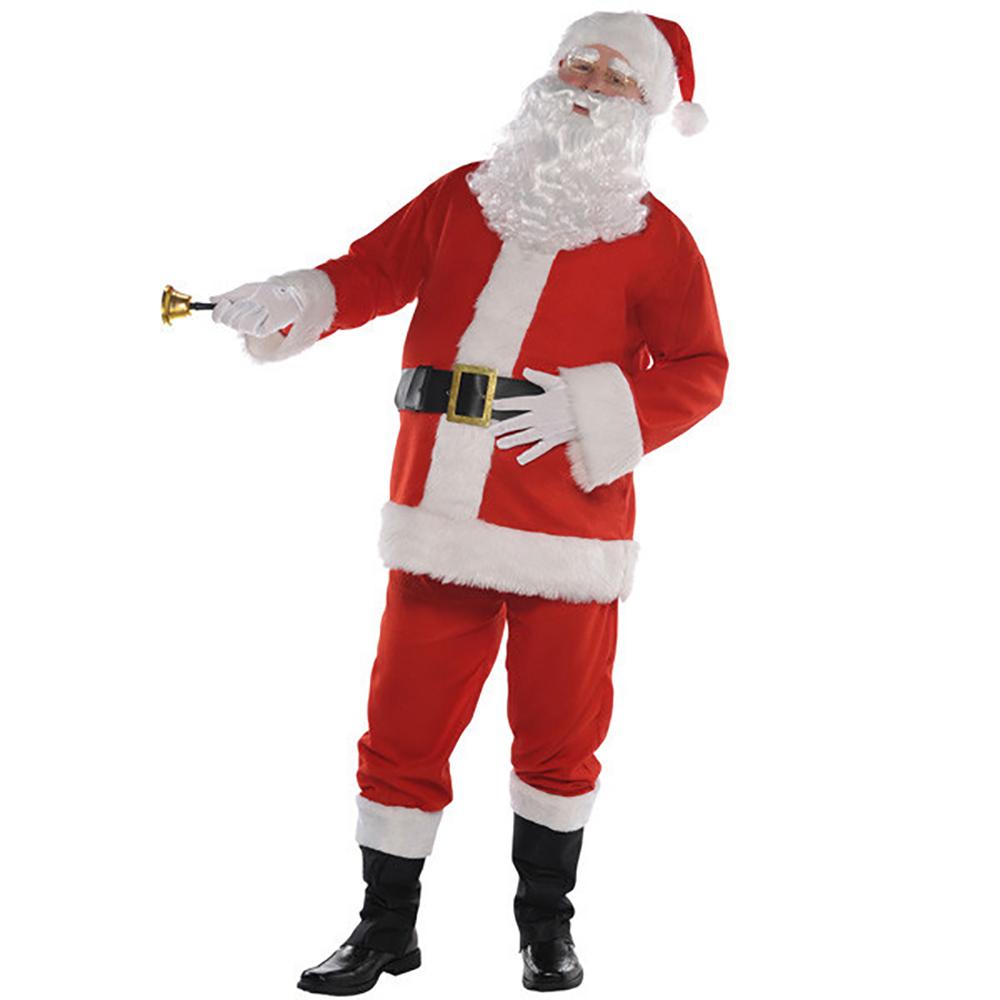 Costume - Habit du Père Noël (t-grand)