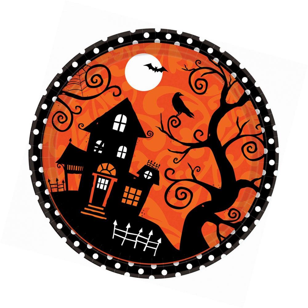 Halloween assiettes 10.5''