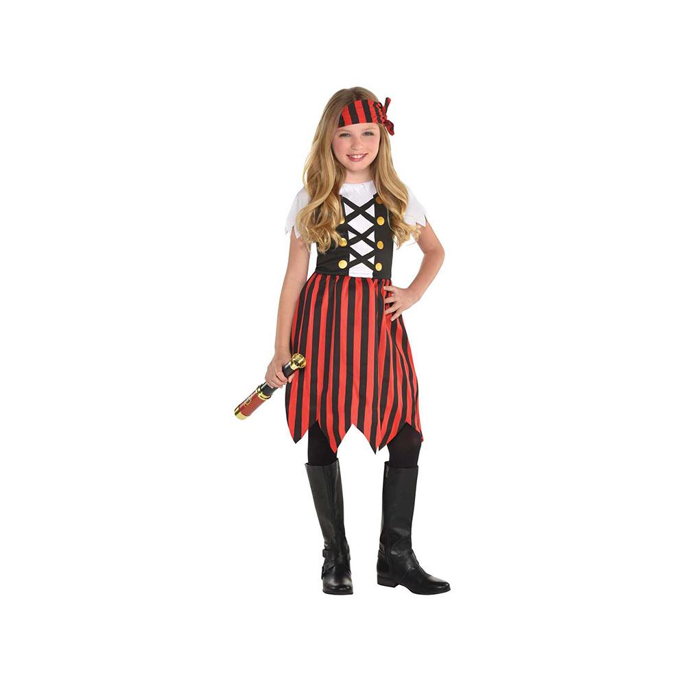 Costume enfant - Navigatrice mignonne (Moyen)