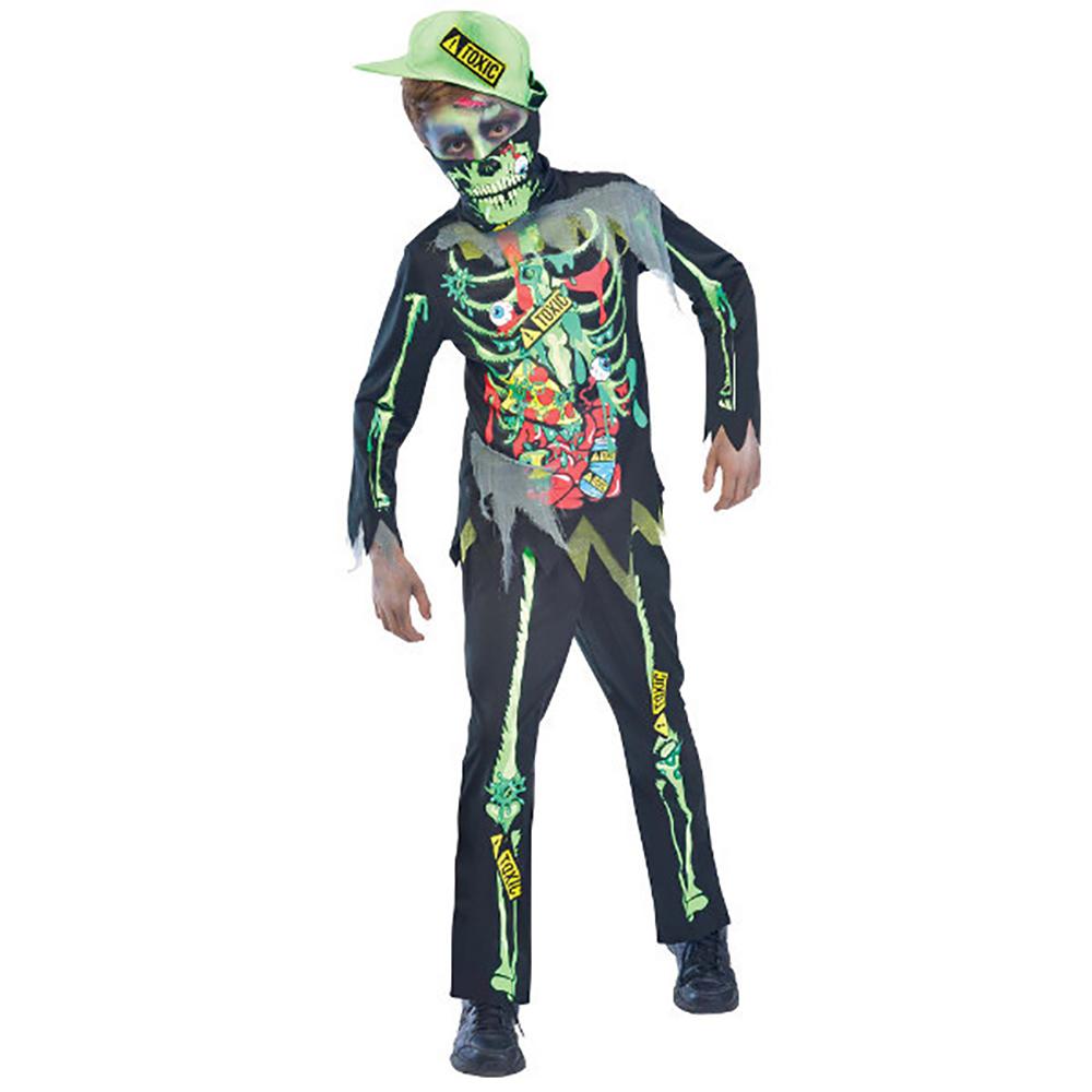 Costume - Zombie Toxique (Moyen)