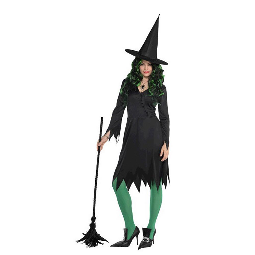 Costume adulte - Méchante sorcière (Taille unique)
