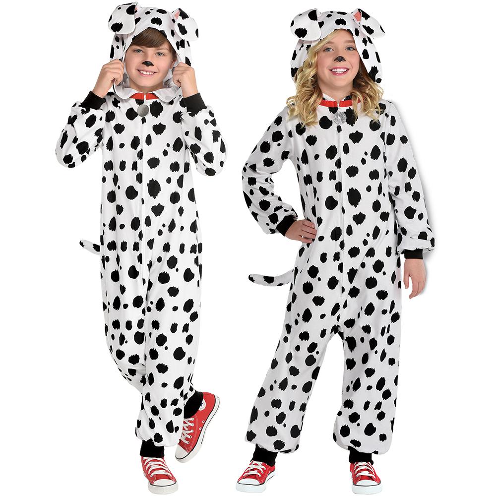 Costume enfant - Dalmatien (3-4 ans)