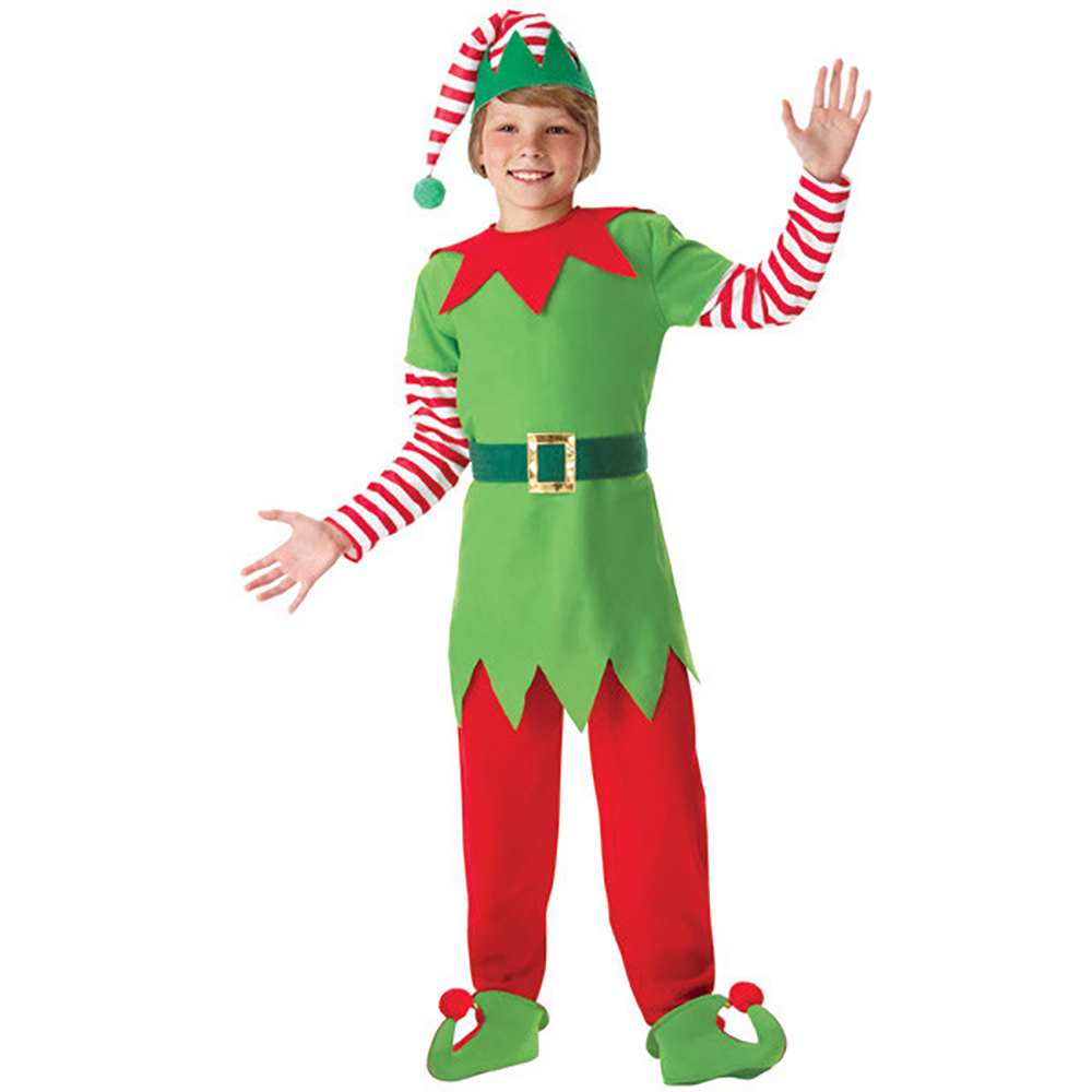 Costume - Assistant du Père Noël (grand)
