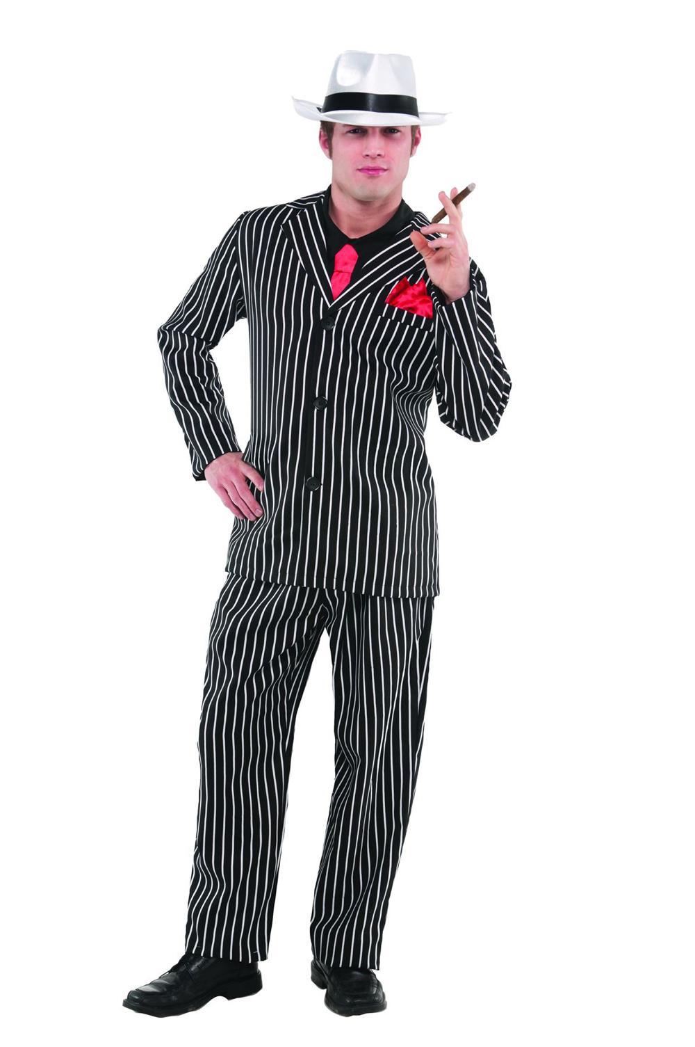 Costume adulte - Le Parrain (Grand)