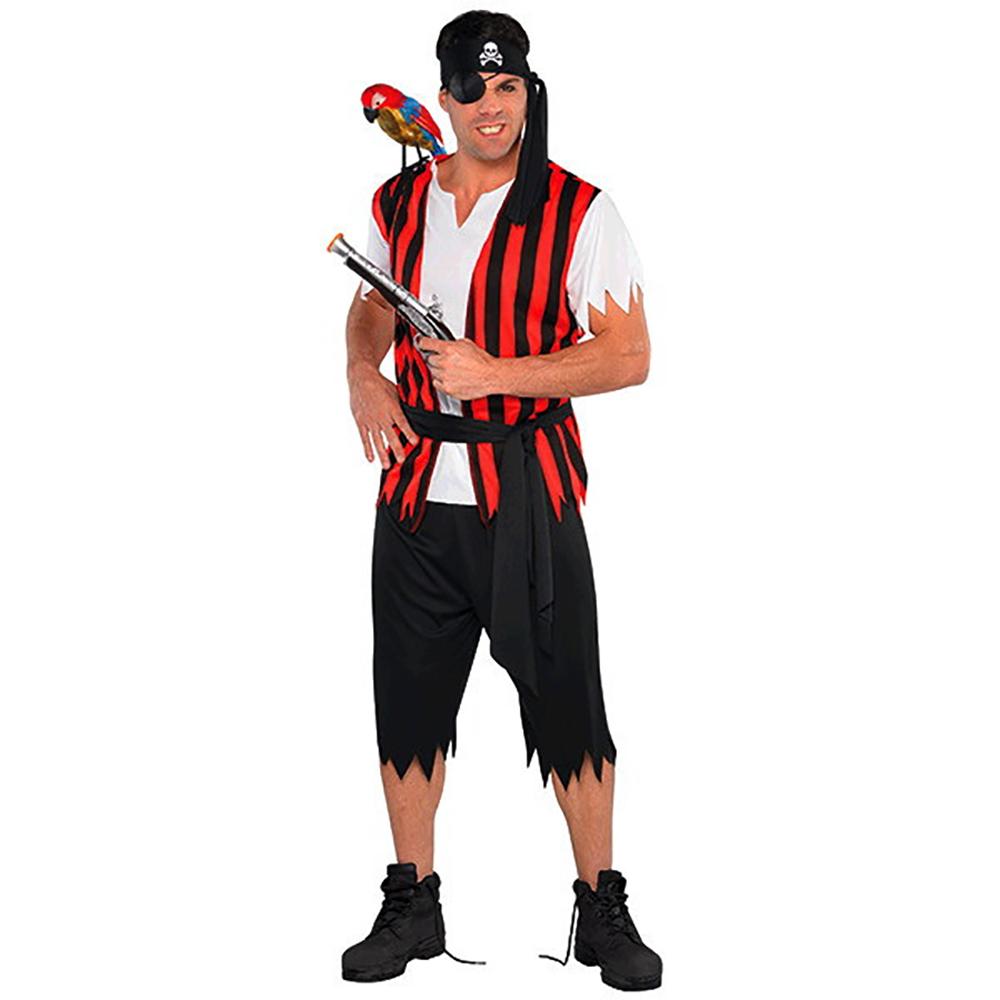 Costume adulte - Pirate Ohé Marin (Taille unique)