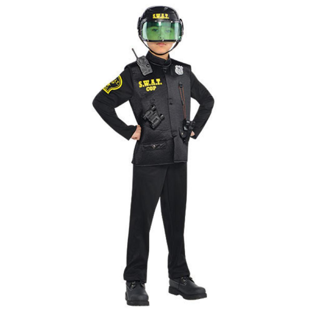 Costume - Officier d'intervention Swat (petit)