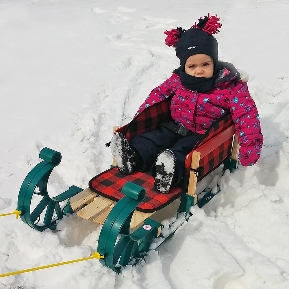 Traîneau Alpin pour bambin