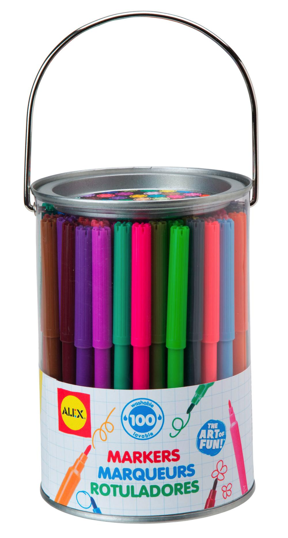 100 Markers 1490$
