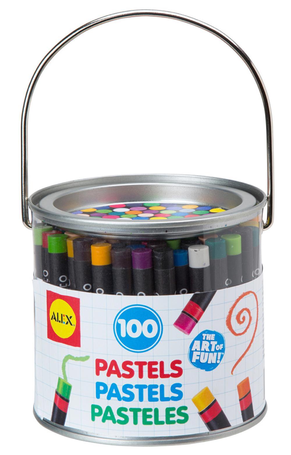 100 Pastels