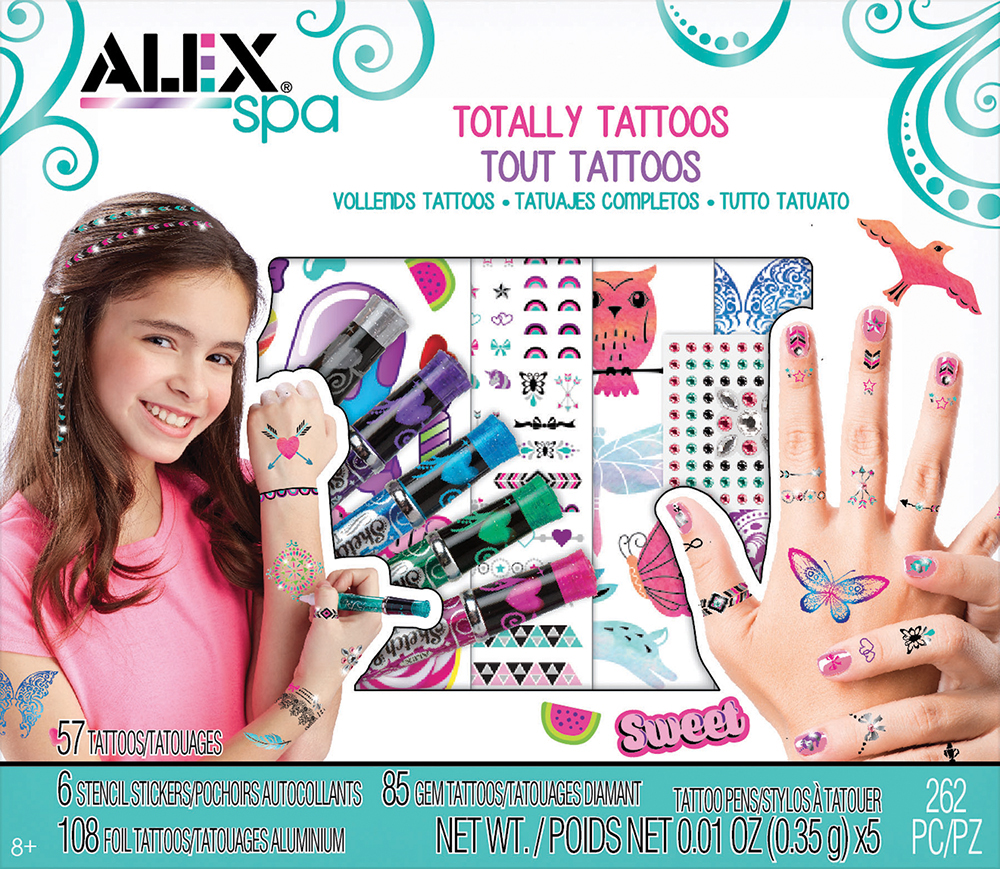 Alex - Spa Tout Tattoos