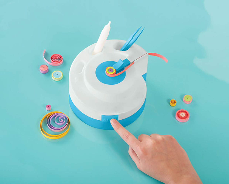 Alex - DIY Paper Swirls Atelier torsade