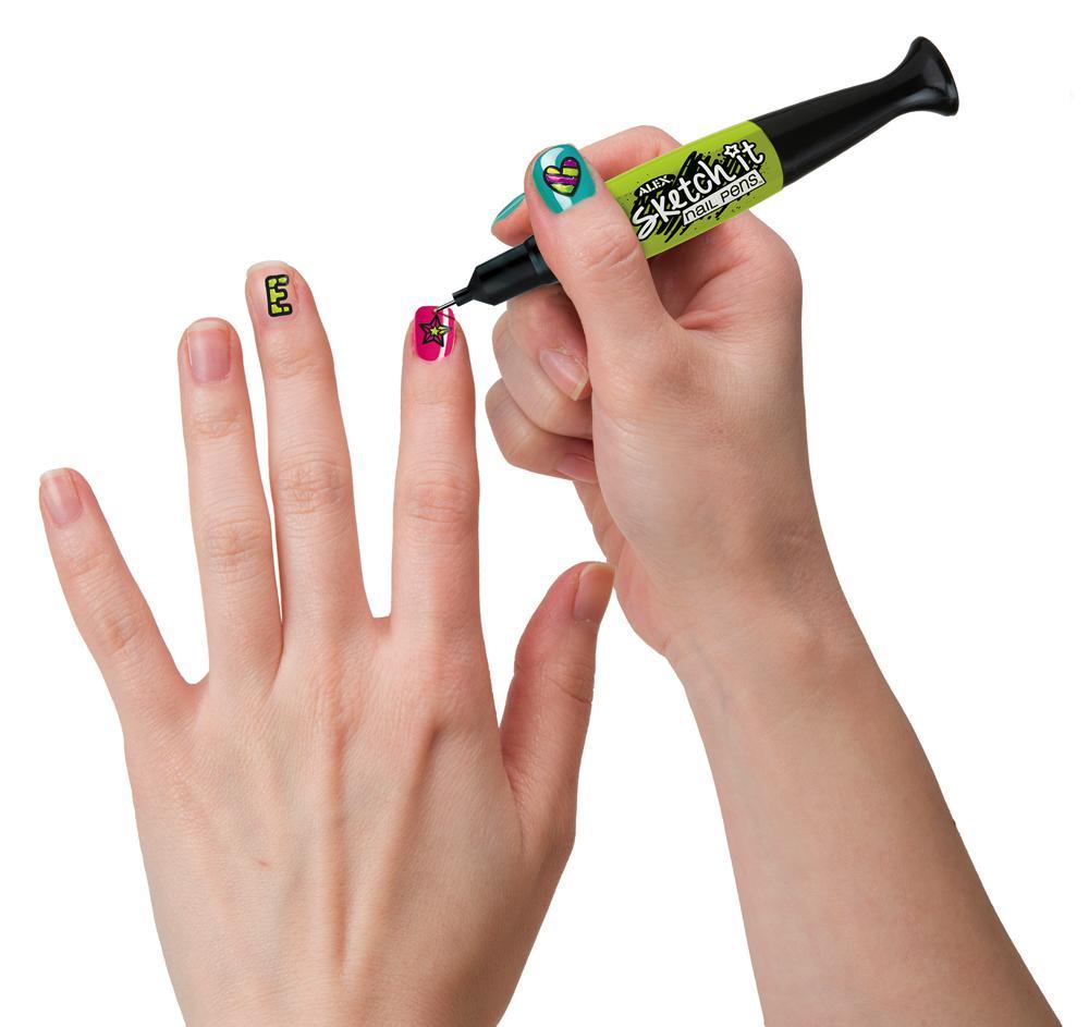 Alex - Spa Salon de crayons pour ongles