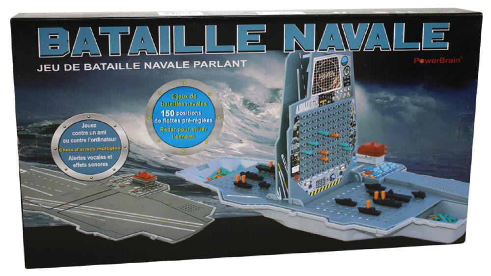 jeu bataille navale lectronique club jouet achat de. Black Bedroom Furniture Sets. Home Design Ideas