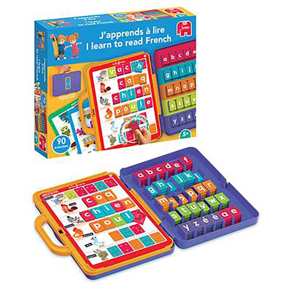 jeu j 39 apprends lire club jouet achat de jeux et. Black Bedroom Furniture Sets. Home Design Ideas