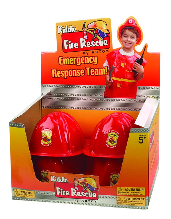 Kiddie Casque de pompier