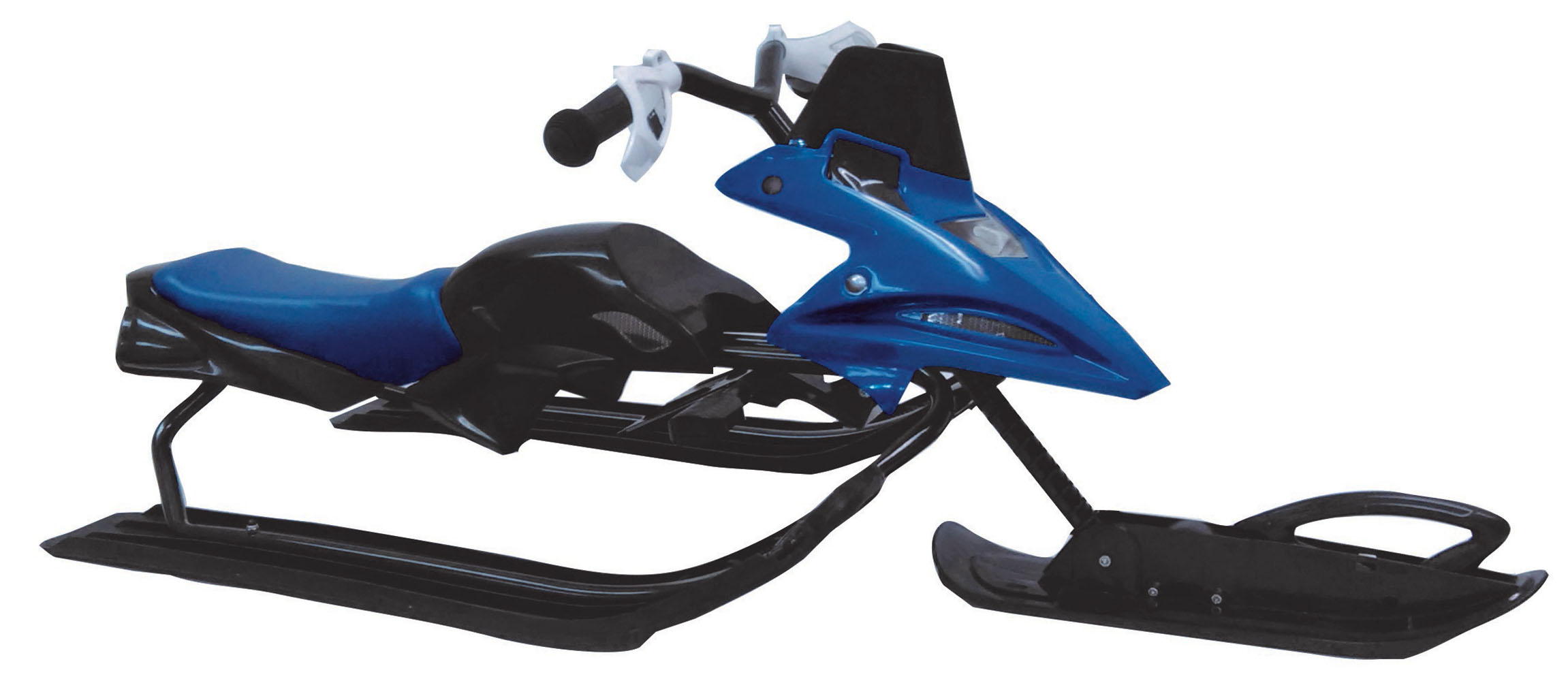 3-skis motoneige
