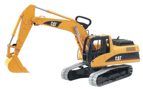 Excavateur Caterpillar