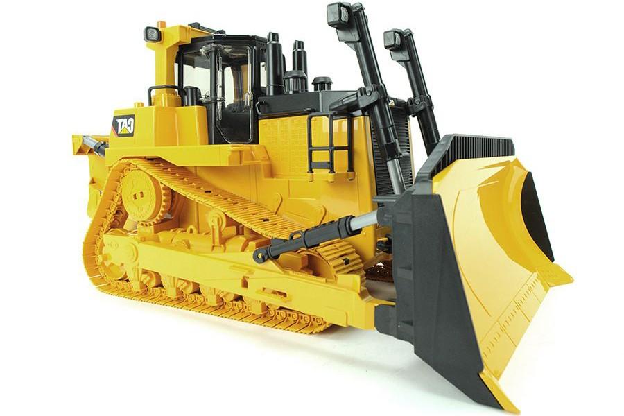 Bruder - CAT Tracteur à chenille
