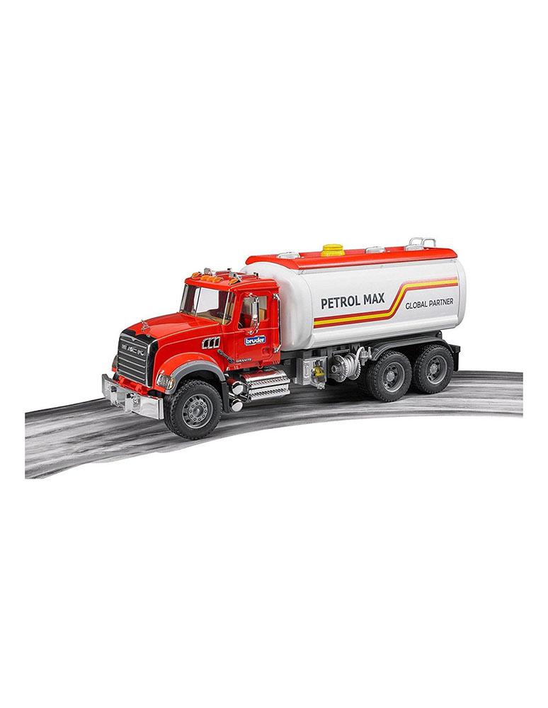 Camion citerne Mack Granite