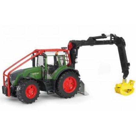 Bruder Tracteur forestier Fendt 936 vario