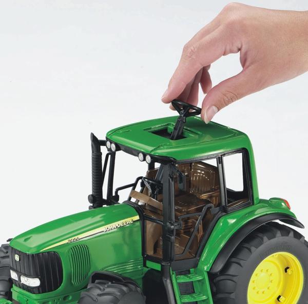 Bruder - John Deere 6920 Tracteur & Chargeur avant