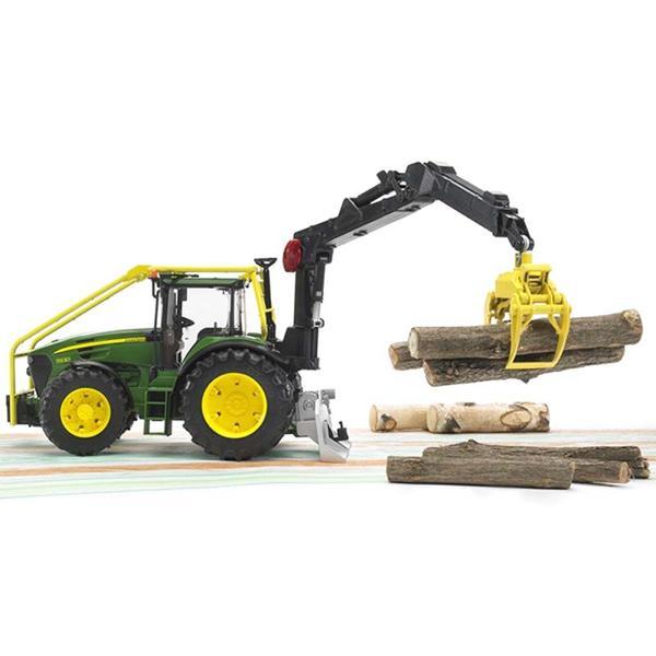 bruder john deere tracteur 7930 forestier