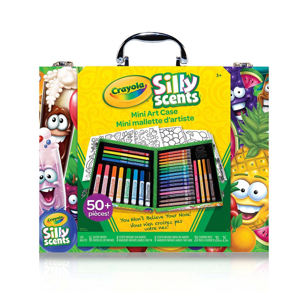 Silly Scents - Mini mallette d'artiste Inspiration