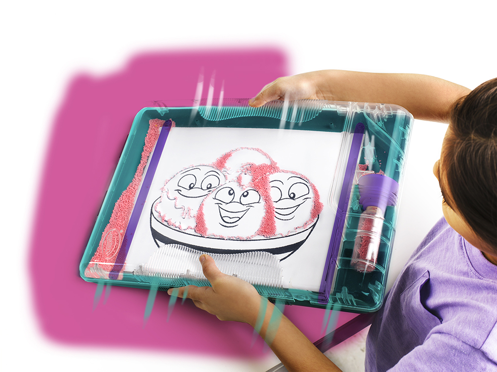 Sprinkle Art Shaker
