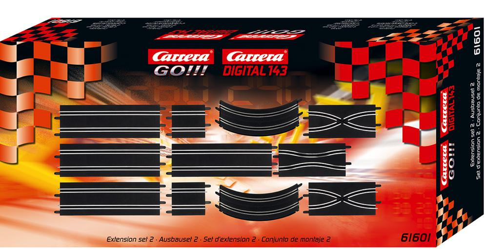 Carrera Go - Ensemble d'extension 2