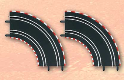 Carrera Go - Rallonge Courbe 90°