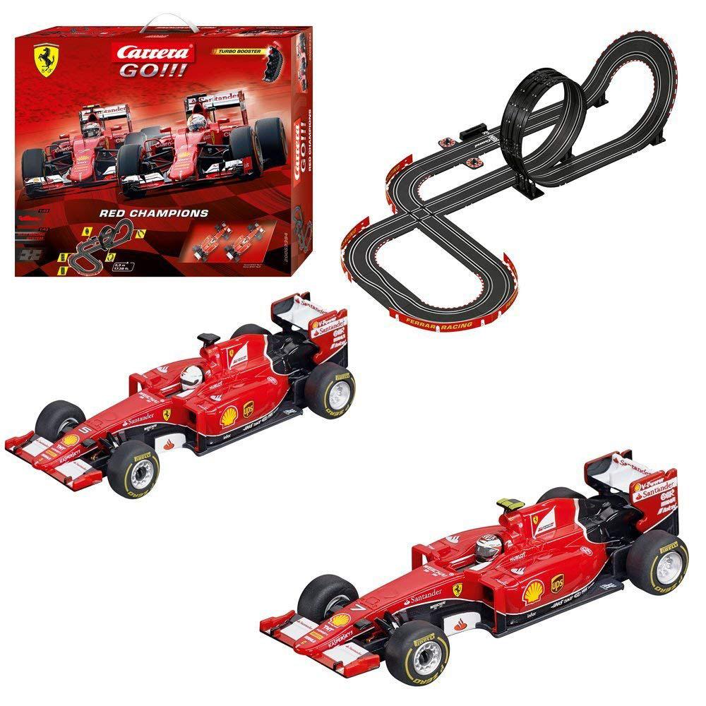 Carrera Go - Piste Ferrari red champions