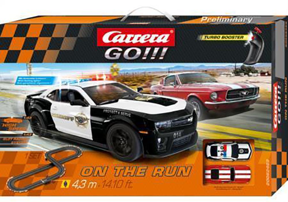 Carrera Go - On the Run piste de course
