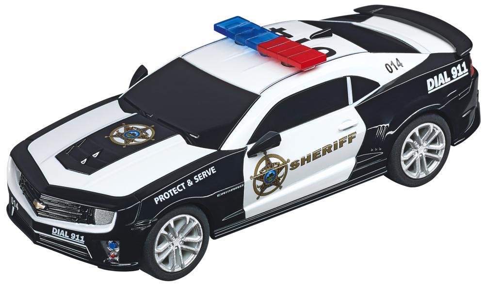 Carrera Go - 1:43 Chevrolet Camaro Sheriff