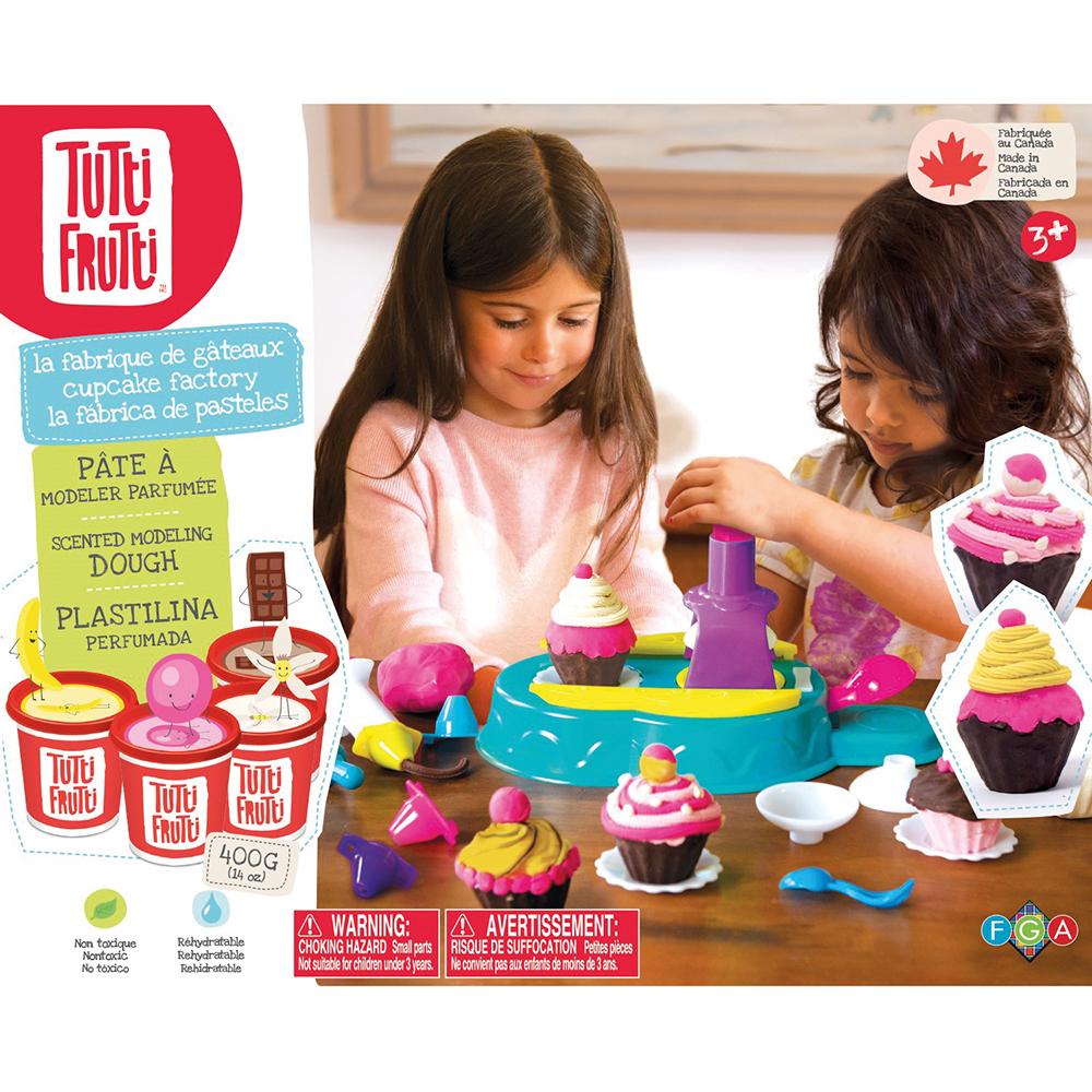 Tutti Frutti - Usine de petits gâteaux