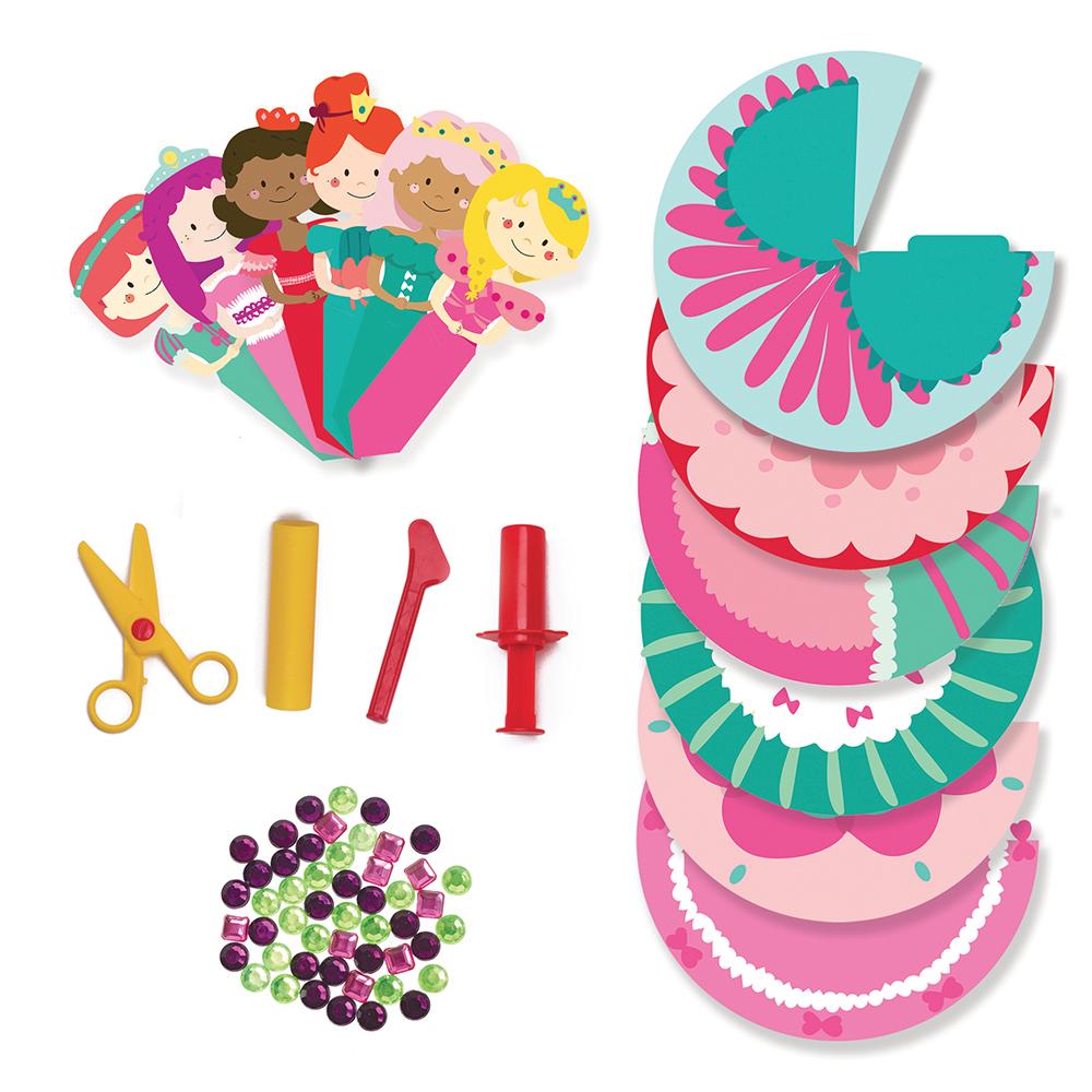 Tutti Frutti  Princesses scintillantes