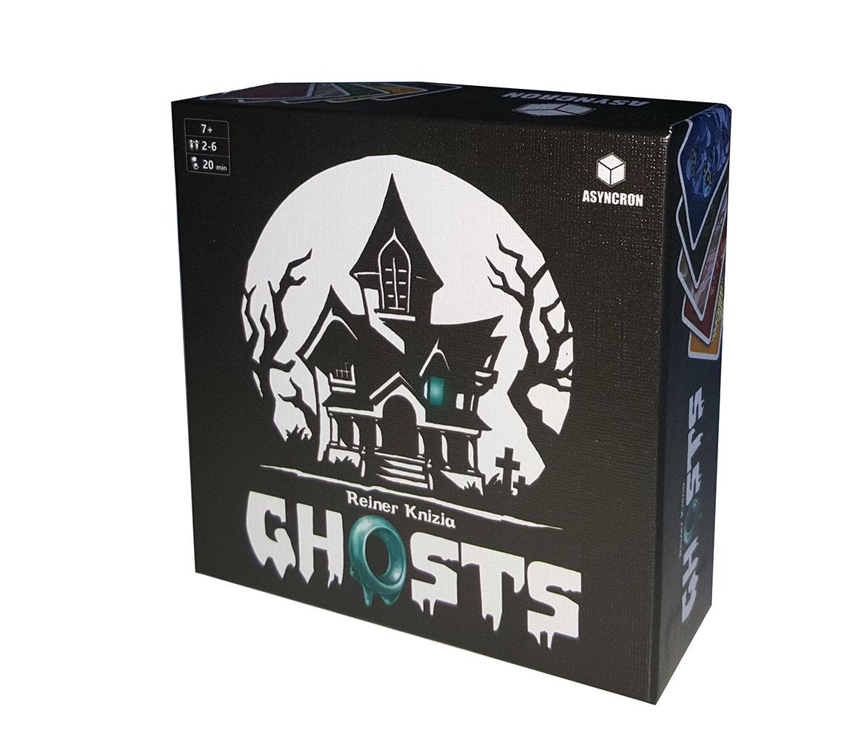 Jeu Ghosts