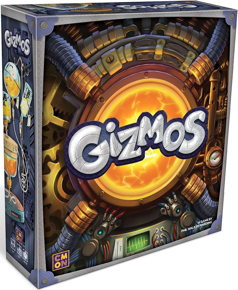 Jeu Gizmos