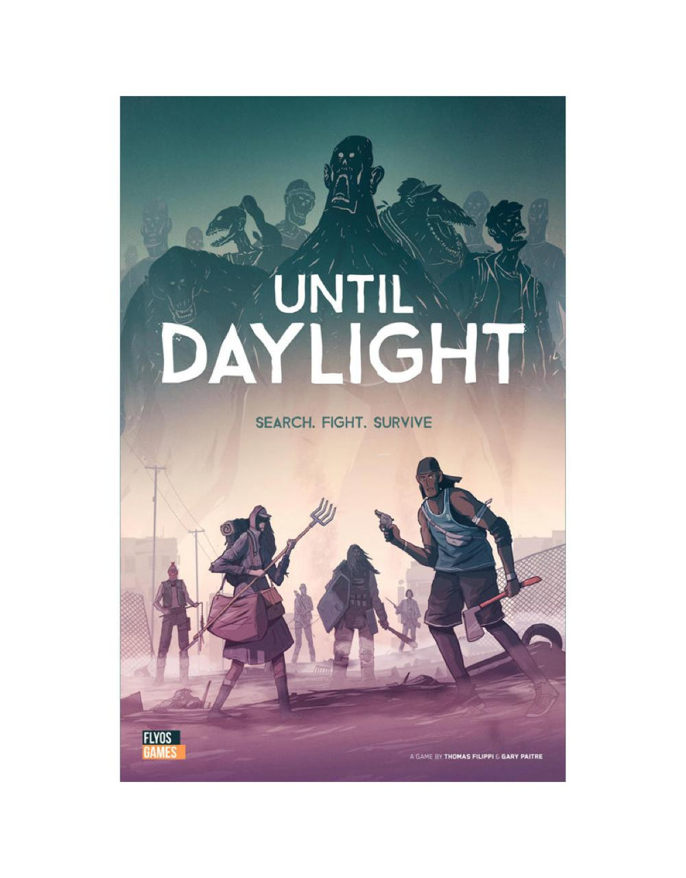 Jeu Until Daylight