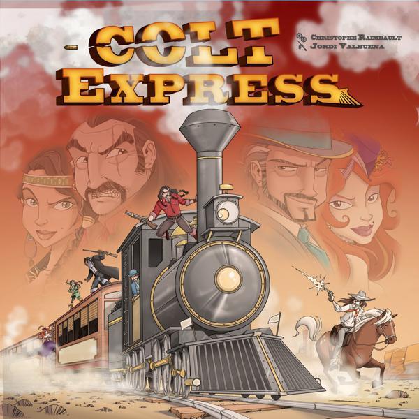 Jeu Colt Express