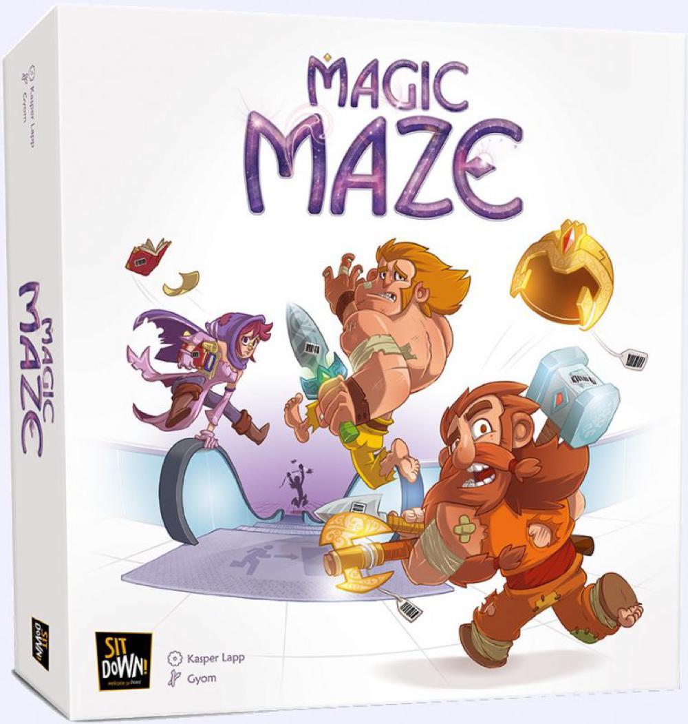 Jeu Magic Maze