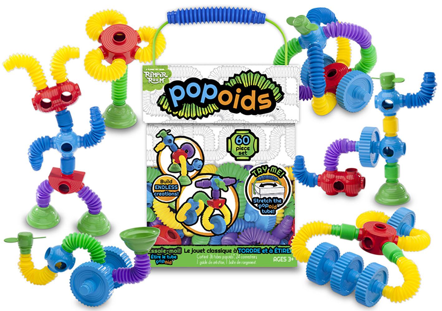 Popoids 60 pièces