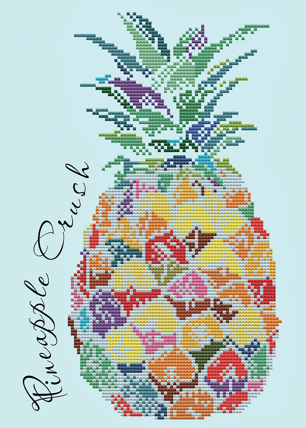 Diamond Dotz - Pineapple Crush
