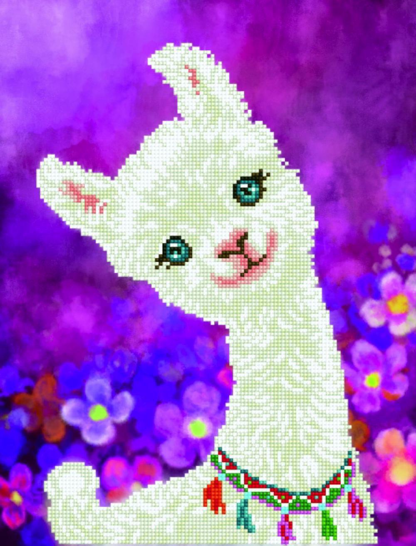 Diamond Dotz - Lulu Llama